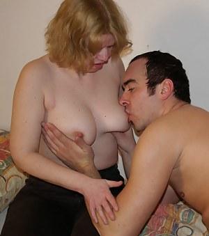 Mature Tit Sucking Porn Pictures