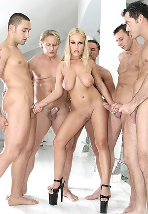 Mature Gangbang Porn Pictures