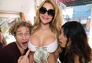 Mature Money Porn Pictures